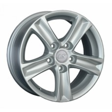 LS-Wheels 1021 6,5х15 PCD:5x114,3  ET:45 DIA:73.1 цвет:S (серебро)