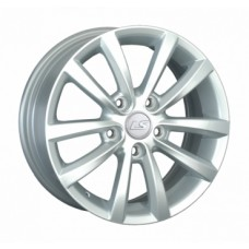 LS-Wheels 1022 6,5х15 PCD:5x114,3  ET:45 DIA:73.1 цвет:S (серебро)