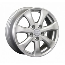 LS-Wheels 1023 6,5х15 PCD:5x114,3  ET:45 DIA:73.1 цвет:S (серебро)
