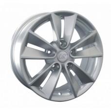 LS-Wheels 1025 6,5х15 PCD:5x114,3  ET:45 DIA:73.1 цвет:S (серебро)