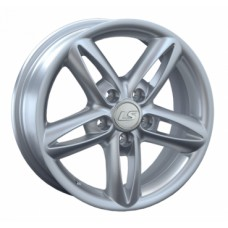 LS-Wheels 1026 6,5х16 PCD:5x112  ET:40 DIA:66.6 цвет:S (серебро)