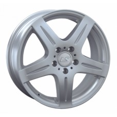 LS-Wheels 1027 6,5х16 PCD:5x112  ET:40 DIA:66.6 цвет:S (серебро)