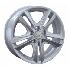 LS-Wheels 1028 6,5х16 PCD:5x112  ET:40 DIA:66.6 цвет:S (серебро)