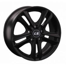 LS-Wheels 1028 6,5х16 PCD:5x112  ET:40 DIA:66.6 цвет:MB (матовый черный)