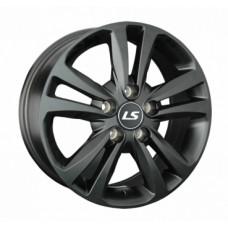LS-Wheels 1030 6,5х16 PCD:5x112  ET:40 DIA:66.6 цвет:MB (матовый черный)
