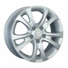 LS-Wheels 1033 6,5х16 PCD:5x112  ET:33 DIA:57.1 цвет:S (серебро)