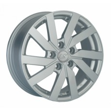 LS-Wheels 1037 6,5х16 PCD:5x112  ET:33 DIA:57.1 цвет:S (серебро)