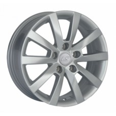 LS-Wheels 1039 6,5х16 PCD:5x112  ET:33 DIA:57.1 цвет:S (серебро)