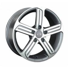LS-Wheels 1041 6,5х16 PCD:5x112  ET:33 DIA:57.1 цвет:GMF (темно-серый,полировка)