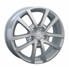 LS-Wheels 1044 7,0х16 PCD:5x112  ET:45 DIA:57.1 цвет:S (серебро)
