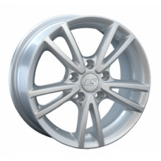 LS-Wheels 1047 6,5х15 PCD:5x112  ET:50 DIA:57.1 цвет:S (серебро)