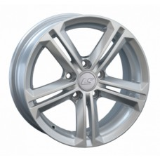 LS-Wheels 1048 6,5х16 PCD:5x112  ET:33 DIA:57.1 цвет:S (серебро)
