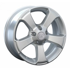 LS-Wheels 1049 6,5х16 PCD:5x112  ET:33 DIA:57.1 цвет:S (серебро)