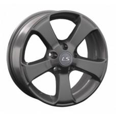 LS-Wheels 1049 6,5х16 PCD:5x112  ET:33 DIA:57.1 цвет:GM (темно-серый)