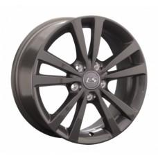 LS-Wheels 1050 6,5х16 PCD:5x112  ET:50 DIA:57.1 цвет:GM (темно-серый)