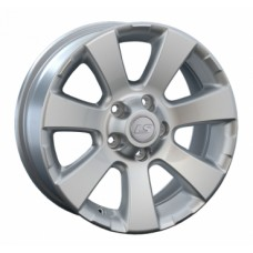 LS-Wheels 1052 6,5х16 PCD:5x112  ET:33 DIA:57.1 цвет:S (серебро)