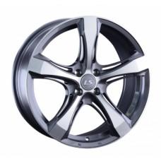LS-Wheels 1053 7,0х16 PCD:5x114,3  ET:42 DIA:67.1 цвет:GMF (темно-серый,полировка)