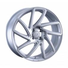 LS-Wheels 1054 6,5х15 PCD:4x100  ET:45 DIA:60.1 цвет:SF (серебро,полировка)