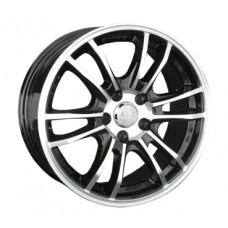 LS-Wheels 275 6,5х15 PCD:4x100  ET:40 DIA:73.1 цвет:BKF (черный)