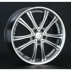 LS-Wheels 289 7,0х18 PCD:5x114,3  ET:35 DIA:73.1 цвет:GMF (темно-серый,полировка)