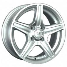 LS-Wheels 345 7,0х16 PCD:5x112  ET:40 DIA:73.1 цвет:HP (насыщенный серебристый)