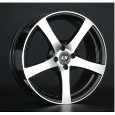 LS-Wheels 357 7,0х16 PCD:5x112  ET:40 DIA:57.1 цвет:BKF (черный)
