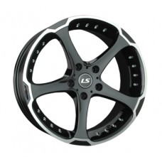 LS-Wheels 358 8,0х18 PCD:5x120  ET:30 DIA:72.6 цвет:BKL