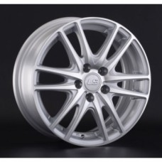 LS-Wheels 362 6,0х15 PCD:5x100  ET:40 DIA:57.1 цвет:SF (серебро,полировка)