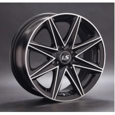 LS-Wheels 363 6,5х15 PCD:4x98  ET:32 DIA:58.6 цвет:BKF (черный)