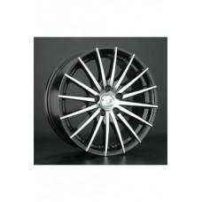 LS-Wheels 367 7,0х16 PCD:4x100  ET:40 DIA:73.1 цвет:BKF (черный)