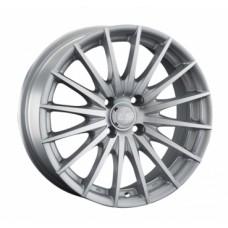 LS-Wheels 367 7,0х16 PCD:4x100  ET:40 DIA:73.1 цвет:SF (серебро,полировка)