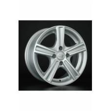 LS-Wheels 370 6,0х14 PCD:4x100  ET:40 DIA:73.1 цвет:SF (серебро,полировка)