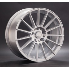LS-Wheels 390 7,5х17 PCD:5x114,3  ET:40 DIA:73.1 цвет:S (серебро)