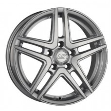 LS-Wheels 420 6,5х16 PCD:5x114,3  ET:38 DIA:67.1 цвет:S (серебро)