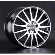LS-Wheels 425 6,0х15 PCD:5x100  ET:45 DIA:73.1 цвет:BKF (черный)
