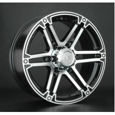 LS-Wheels 473 8,0х17 PCD:6x139,7  ET:25 DIA:106.1 цвет:BKF (черный)