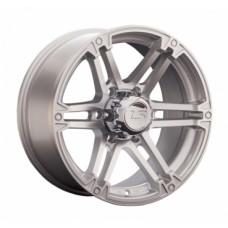 LS-Wheels 473 8,0х17 PCD:6x139,7  ET:25 DIA:106.1 цвет:SF (серебро,полировка)