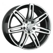 LS-Wheels 474 7,0х16 PCD:4x98  ET:28 DIA:58.6 цвет:BKF (черный)