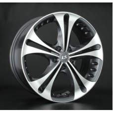 LS-Wheels 476 7,5х18 PCD:5x114,3  ET:45 DIA:73.1 цвет:GMF (темно-серый,полировка)