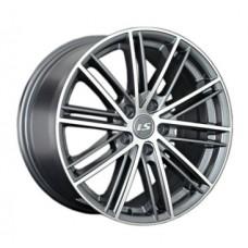 LS-Wheels 480 7,5х17 PCD:5x114,3  ET:45 DIA:73.1 цвет:GMF (темно-серый,полировка)