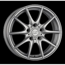 LS-Wheels 536 6,0х15 PCD:4x108  ET:47,5 DIA:63.3 цвет:S (серебро)