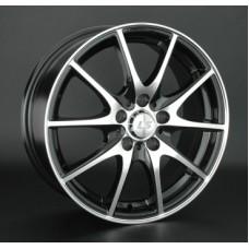 LS-Wheels 536 6,0х15 PCD:4x100  ET:40 DIA:60.1 цвет:BKF (черный)