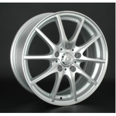 LS-Wheels 536 6,0х15 PCD:4x100  ET:45 DIA:73.1 цвет:SF (серебро,полировка)