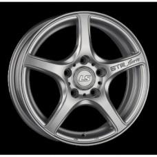 LS-Wheels 537 6,0х15 PCD:5x112  ET:43 DIA:57.1 цвет:S (серебро)