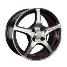 LS-Wheels 537 6,5х16 PCD:5x114,3  ET:45 DIA:73.1 цвет:BKFRL