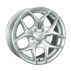 LS-Wheels 539 6,0х14 PCD:4x98  ET:35 DIA:58.6 цвет:SF (серебро,полировка)