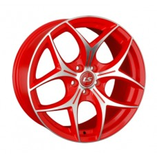 LS-Wheels 539 7,5х17 PCD:5x100  ET:40 DIA:73.1 цвет:RF
