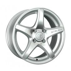 LS-Wheels 540 6,5х15 PCD:4x100  ET:38 DIA:73.1 цвет:SF (серебро,полировка)