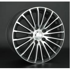 LS-Wheels 565 7,0х16 PCD:4x114,3  ET:40 DIA:73.1 цвет:MBF (черный,полировка)