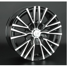 LS-Wheels 568 6,0х14 PCD:4x98  ET:35 DIA:58.6 цвет:BKF (черный)